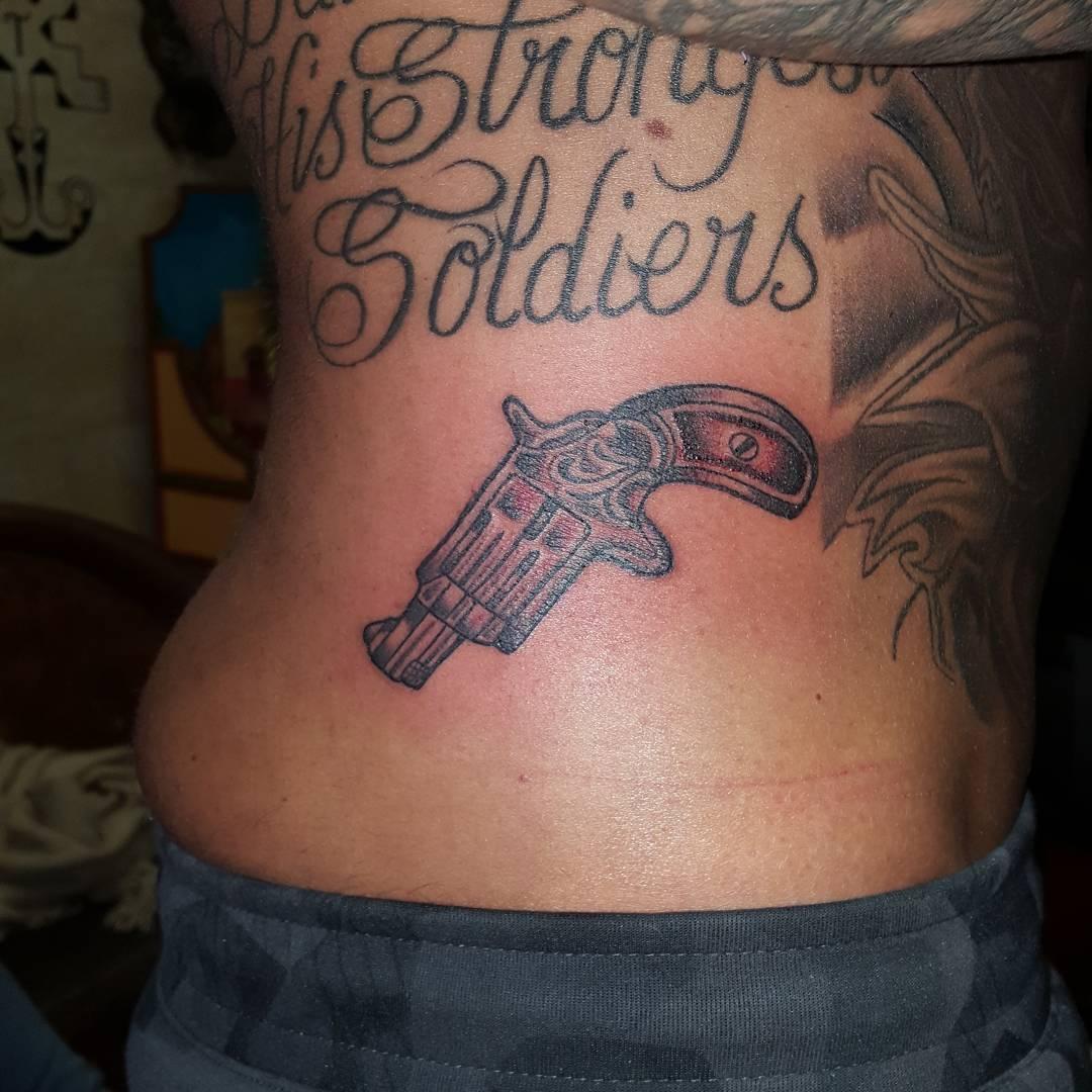 Soldier's got backup ???